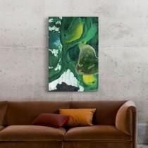 Žalia abstrakcija