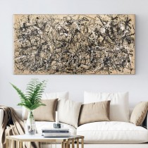 Jackson Pollock - Hösten rytmen