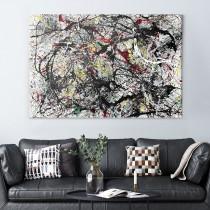 Jackson Pollock - Nr.34