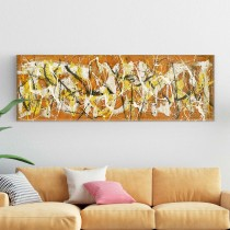 Jackson Pollock - Number 7