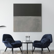 Mark Rothko - Untilted (Black on Grey)