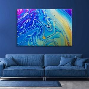 Ūdens krāsu abstrakts
