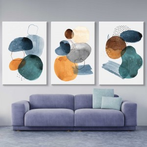 Akvareļu elementi multi
