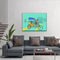 Karun Soni - Rickshaw Driver