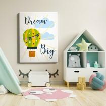 Gaisa balons Dream Big