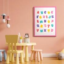Krāsainais alfabēts 2