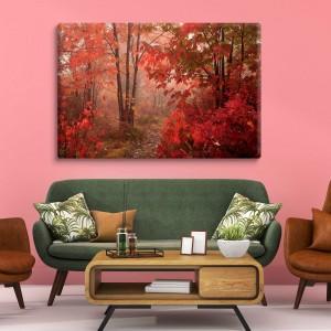Röd skog