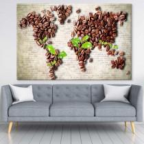 Kafijpupiņu pasaule