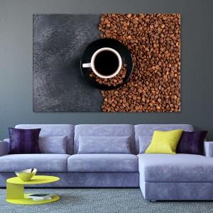 Krūze kafijas stāsta