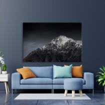 Schwarzweiss-Berg
