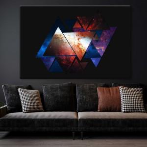 Moderni abstrakti erdvė