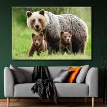 Die Bärenfamilie