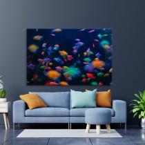 Farbiger Fisch