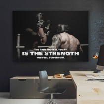 Die Kraft, nicht aufzugeben