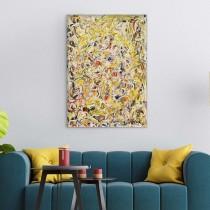 Jackson Pollock – Shimmering Substace