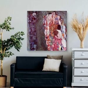 Gustavs Klimts - Dzīvība un nāve