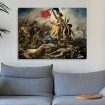 Eugène Delacroix - Liberty Leading the People
