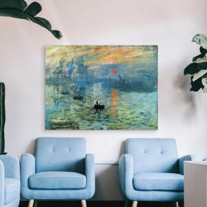 Claude Monet - Intryck Soluppgång
