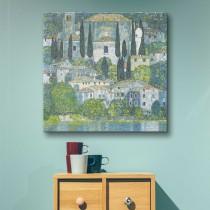 Gustav Klimt -  Kirik Cassones