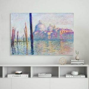 Claude Monet - Der Grand Canal