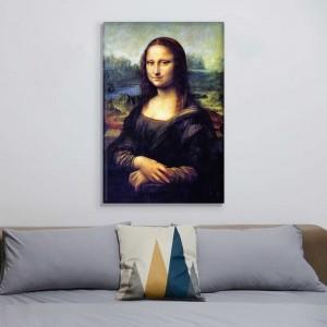 Leonardo da Vinči - Mona Lisa