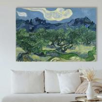Vincent van Gogh - Olive Trees