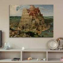 Pieter Bruegel the Elder-The Tower of Babel