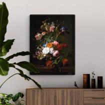 Rachel Ruysch-Vase with Flowers