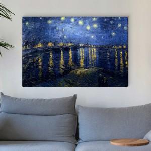 Žvaigždėta naktis virš Ronos