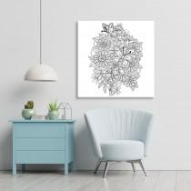 Gėlių dažymas drugeliais