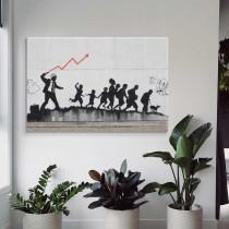 Banksy - Kapitalizmas