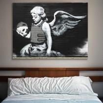 Banksy - Ozono angelas