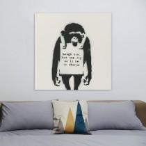 Banksy - Juokis dabar