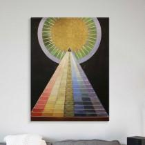 Hilma af Klint - Piramidė