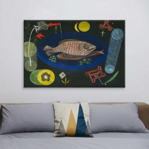 Pauls Klē - Apkārt zivij