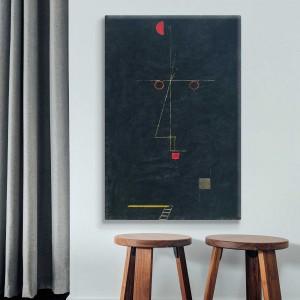 Pauls Klē - Mākslinieka portrets