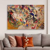 Wassily Kandinsky - Kompozicija VII
