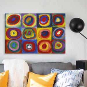 Wassily Kandinsky - Kvadratai