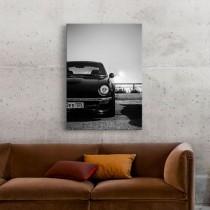 Juodas Nissan Fairlady