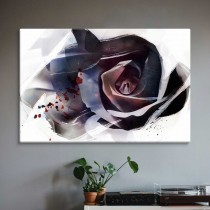 Темная роза