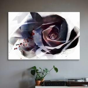 Die dunkle Rose