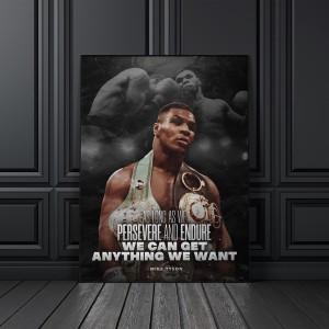 Legendärer Boxer